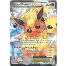 Flareon EX RC28/RC32 - Gerações