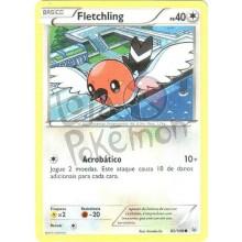 Fletchling 82/108 - Céus Estrondosos