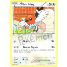 Fletchling 89/119 - Força Fantasma