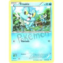 Froakie 46/162 - Turbo Revolução