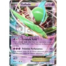 Gallade EX 34/108 - Céus Estrondosos
