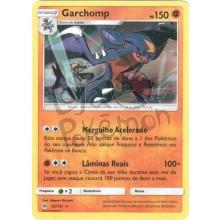 Garchomp 62/131 - Luz Proibida