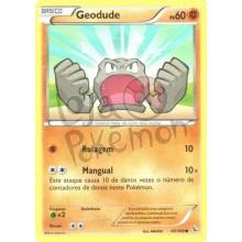 Geodude 45/106 - Flash de Fogo