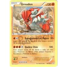 Groudon 84/160 - Conflito Primitivo