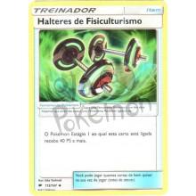Halteres de Fisiculturismo 113/147 - Sombras Ardentes
