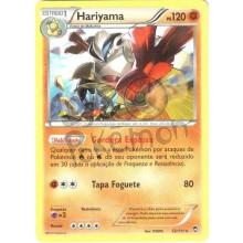 Hariyama 52/111 - Punhos Furiosos
