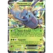 Heracross EX 4/111 - Punhos Furiosos