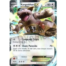 Kangaskhan EX  78/106 - Flash de Fogo