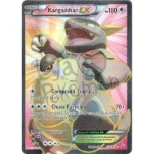 Kangaskhan EX Full Art 103/106 - Flash de Fogo