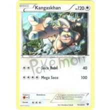 Kangaskhan 75/124 - Fusão de Destinos