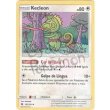 Kecleon 161/214 - Trovões Perdidos