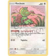 Kecleon 162/214 - Trovões Perdidos