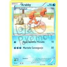 Krabby 13/119 - Força Fantasma