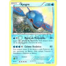 Kyogre 53/160 - Conflito Primitivo