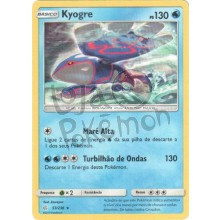 Kyogre 53/236 - Eclipse Cósmico