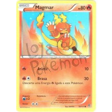 Magmar 10/111 - Punhos Furiosos
