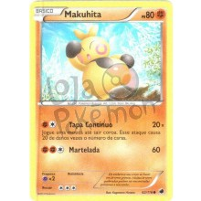 Makuhita 62/116 - Congelamento de Plasma