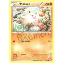 Mankey 59/116 - Congelamento de Plasma