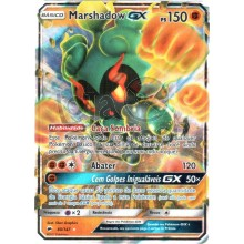 Marshadow GX 80/147 - Sombras Ardentes