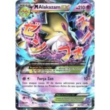 Mega Alakazam EX 26/124 - Fusão de Destinos