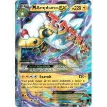 Mega Ampharos EX 28/98 - Origens Ancestrais