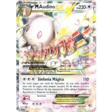 Mega Audino EX 85/124 - Fusão de Destinos