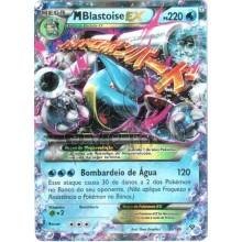 Mega Blastoise EX 30/146 - X Y