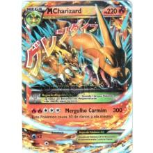 Mega Charizard Y EX  13/106 - Flash de Fogo