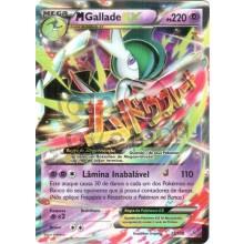 Mega Gallade EX 35/108 - Céus Estrondosos