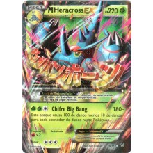 Mega Heracross EX 5/111 - Punhos Furiosos