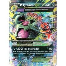 Mega Tyranitar EX 43/98 - Origens Ancestrais