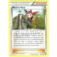 Menino Ninja 103/114 - Cerco de Vapor
