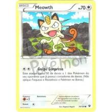 Meowth 74/124 - Fusão de Destinos