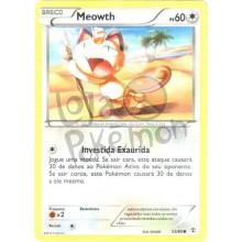 Meowth 53/83 - Gerações