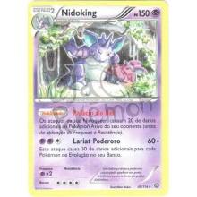 Nidoking 45/114 - Cerco de Vapor