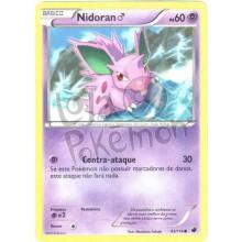 Nidoran Macho 43/116 - Congelamento de Plasma