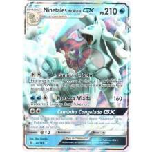 Ninetales de Alola GX 22/145 - Guardiões Ascendentes