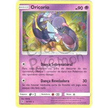 Oricorio 56/145 - Guardiões Ascendentes