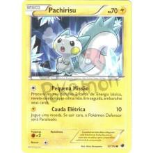 Pachirisu 37/116 - Congelamento de Plasma