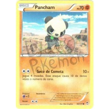 Pancham 60/111 - Punhos Furiosos