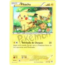 Pikachu 27/111 - Punhos Furiosos