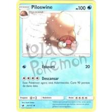 Piloswine 20/111 - Invasão Carmim