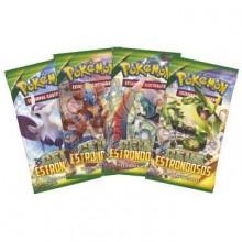Booster Pokémon - Coleção Céus Estrondosos