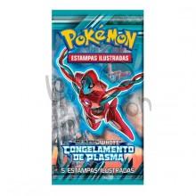 Booster Pokémon - Coleção Congelamento de Plasma