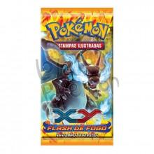 Booster Pokémon - Coleção Flash de Fogo