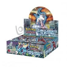 Caixa Display de Boosters c/ 36 - Coleção Congelamento de Plasma