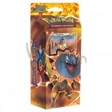 Deck Pokémon - Coleção Flash de Fogo - Trovão Reluzente