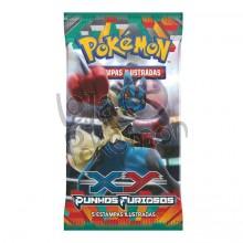 Booster Pokémon - Coleção Punhos Furiosos