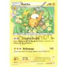Raichu RC9/RC32 - Gerações