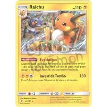 Raichu 41/147 - Sombras Ardentes